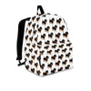Brand New! Beautiful Dachshund-Themed Backpack