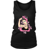 Ladies 'Fight Like A Girl' Breast Cancer Awareness Shirt