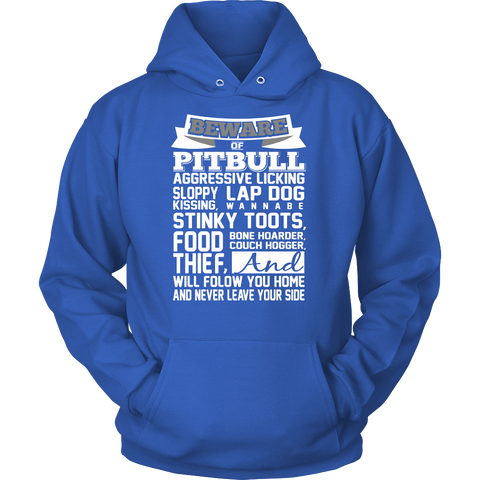 Amazing 'Pitbull Lover' Text Shirt