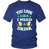 'I Need A Drink' St. Patrick's Day Shirt