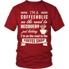 I'm A 'CoffeeHolic' Coffee Lovers Shirt