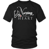 Amazing 'Nursing Is A Work Of Heart' Shirt