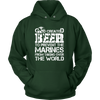 God Created Beer - Marine Shirt