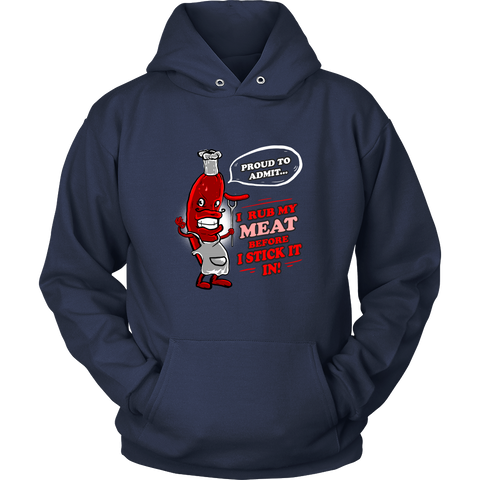 Custom Designed BBQ/Outdoor Grilling Shirt
