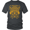 Never Underestimate A Woman With A Prayer & A Plan Tee Shirt