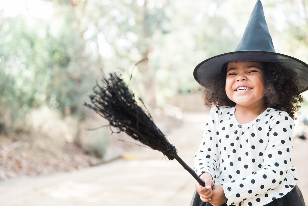 Happy Little Witch Halloween Costume