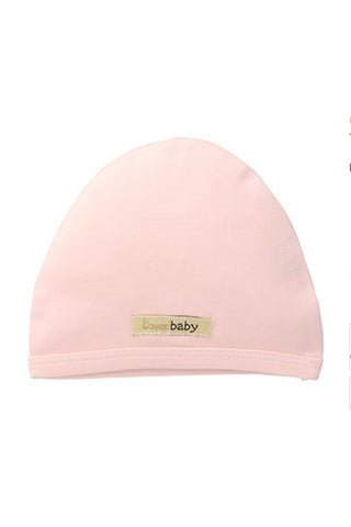 Ashton Blush Organic Cute Cap by L'ovedbaby
