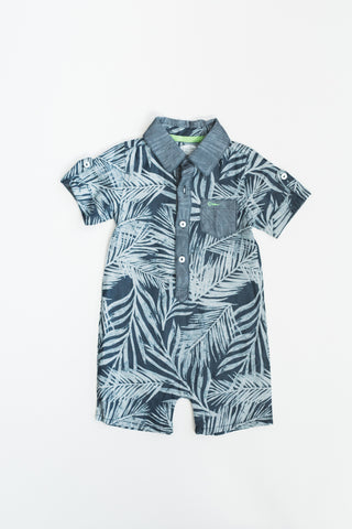 Caleb Hawaiian Playsuit