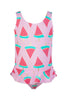 Camila Watermelon Skirt Swim Suit