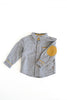 Alfred Grey Button Up
