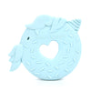 Unicorn Teether - Blue