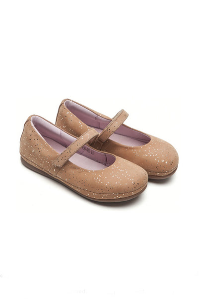 Dolly Starry Golden Shoes