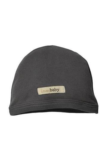 Eden Gray Organic Cute Cap by L'ovedbaby