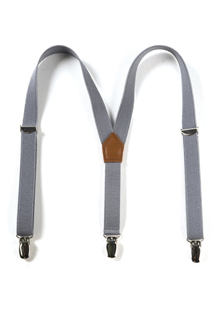 Evan Grey Suspenders