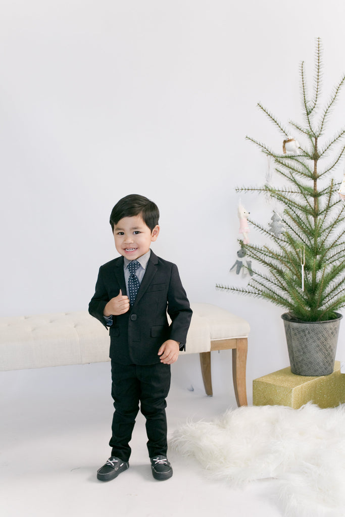 Joseph Mod Suit in Navy by Appaman