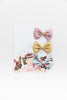 Eloise Bowtie Bow Set by Milledeux