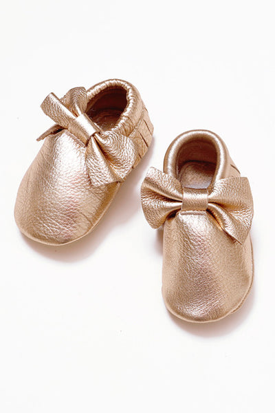 Eve Bow Moccasins