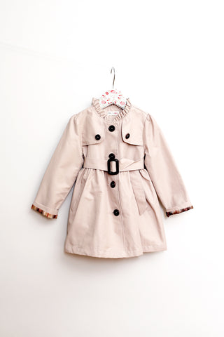 Eleanor Tan Trench Coat