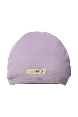 Melody Lavender Organic Cute Cap by L'ovedbaby