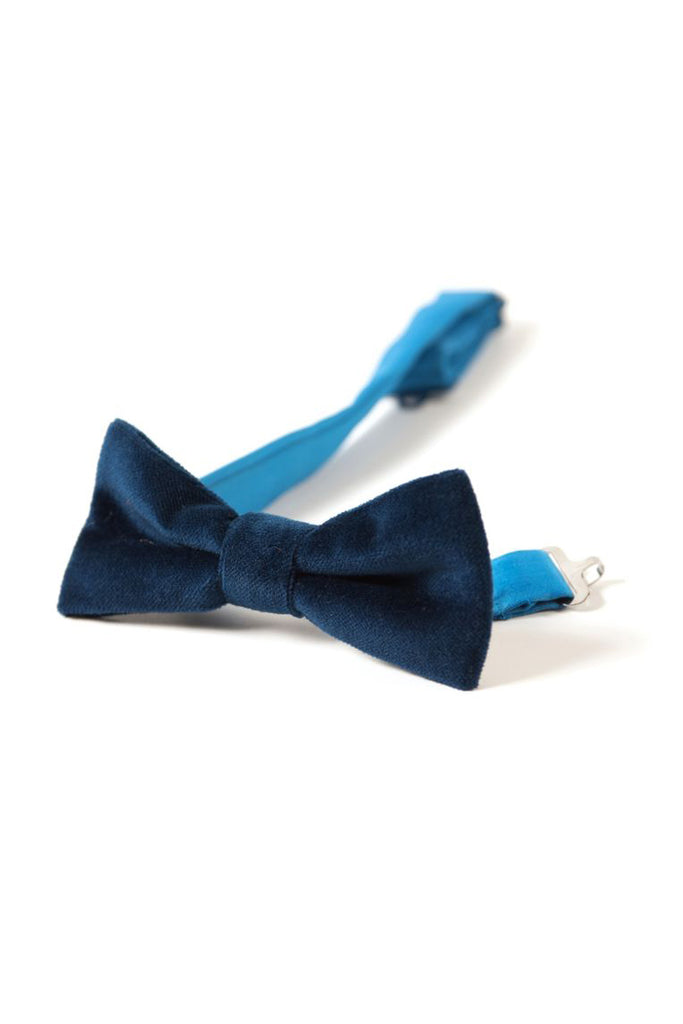 Charles Seaport Velvet Bowtie by Appaman