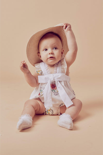 Tiffy Tea Party Romper