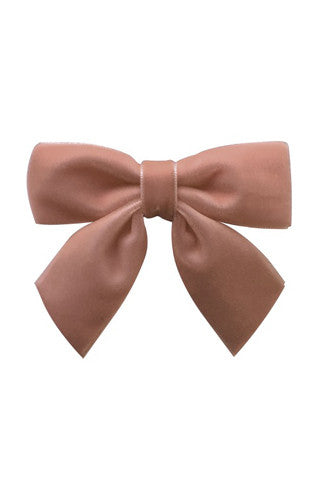 Josephine Rose Bowtie with Tails Bow by Milledeux
