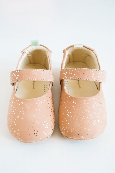 Dolly Little Twirl Starry Golden Shoes