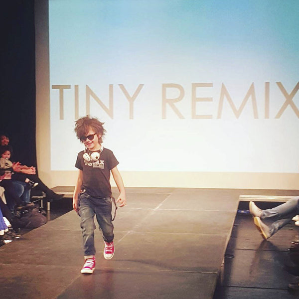 kids fashion runway