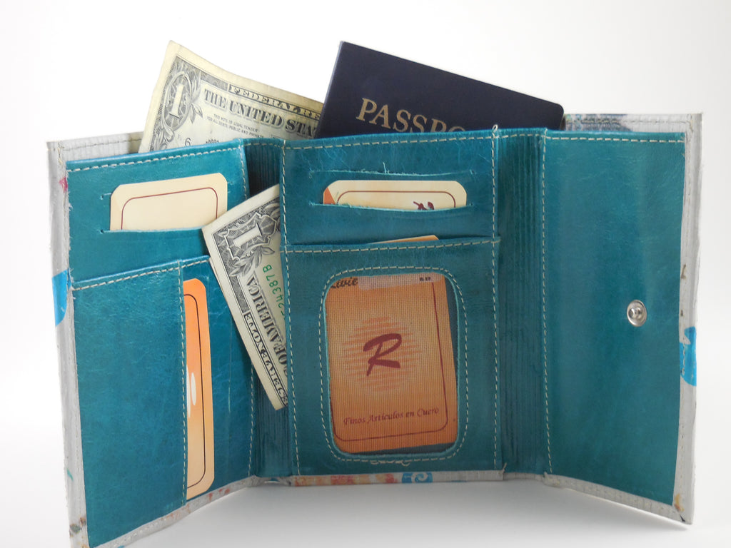 Tri Fold Wallets for Women