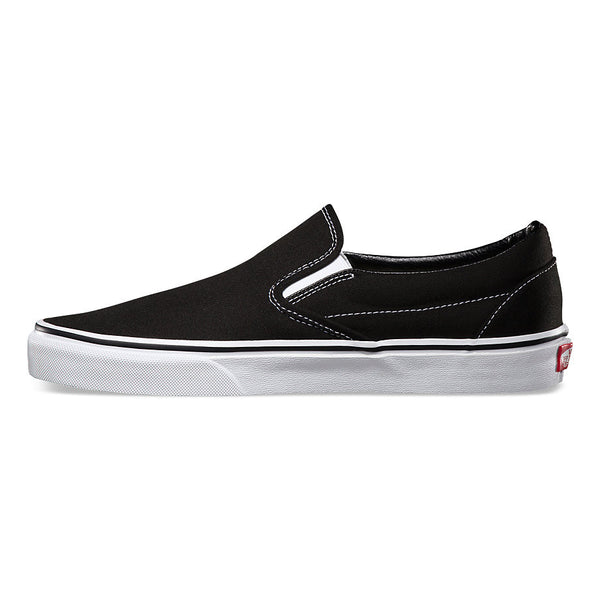 Slip-On Black