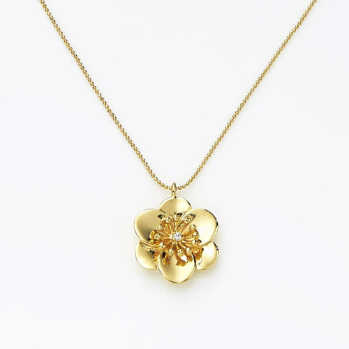 [The One] Plum Blossom Pendant