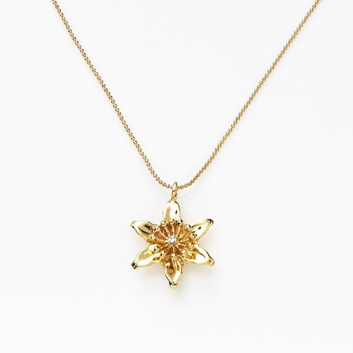 [The One] Lily Pendant Necklace