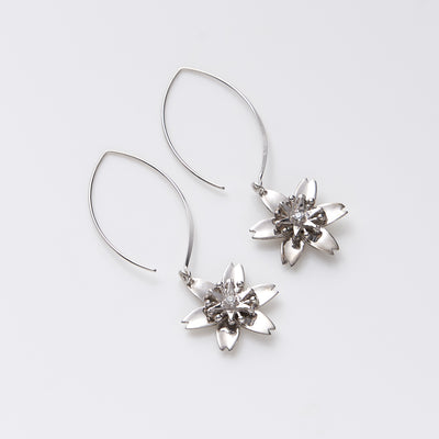 Sakura Wire Earrings