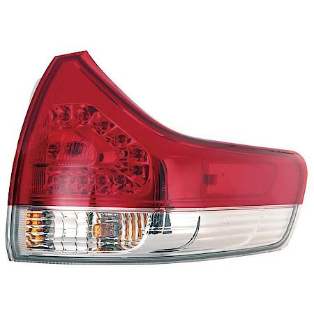 TO2805107	TOYOTA SIENNA TAIL LAMP RH (EXCLUDE SE MODEL) 11-14 HQ