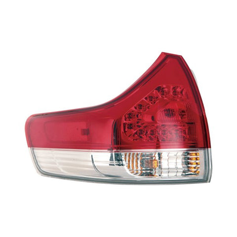 TO2804107	TOYOTA SIENNA TAIL LAMP LH (EXCLUDE SE MODEL) 11-14 HQ