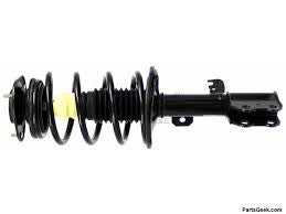 TOYOTA MATRIX 2003-2008 STRUT ASSEMBLY FR LH EXCLUDES AWD
