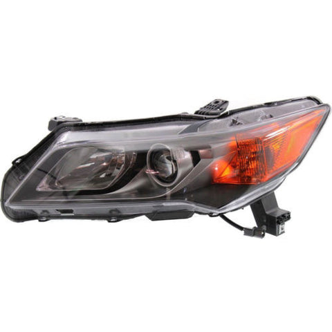 ACURA ILX HEAD LAMP LH HALOGEN 13-15 HQ