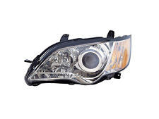 SUBARU LEGACY HEAD LAMP LH 08-09 HQ