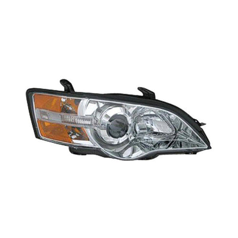 SUBARU LEGACY HEAD LAMP RH 06-07 HQ