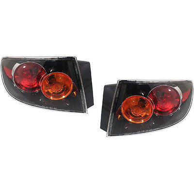 MAZDA 3 TAIL LAMP LH HB 04-06 HQ