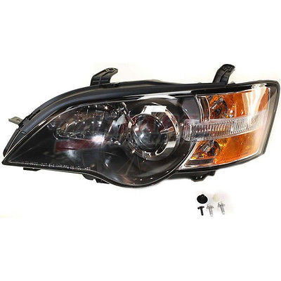 SUBARU LEGACY HEAD LAMP LH 2005 HQ