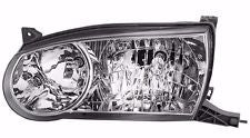 TOYOTA COROLLA 	HEAD LAMP LH 01-02 HQ