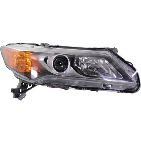 ACURA ILX HEAD LAMP RH HALOGEN 13-15 HQ