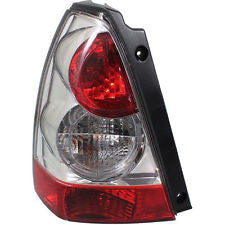 SUBARU FORESTER 06-08 TAIL LAMP LH HQ