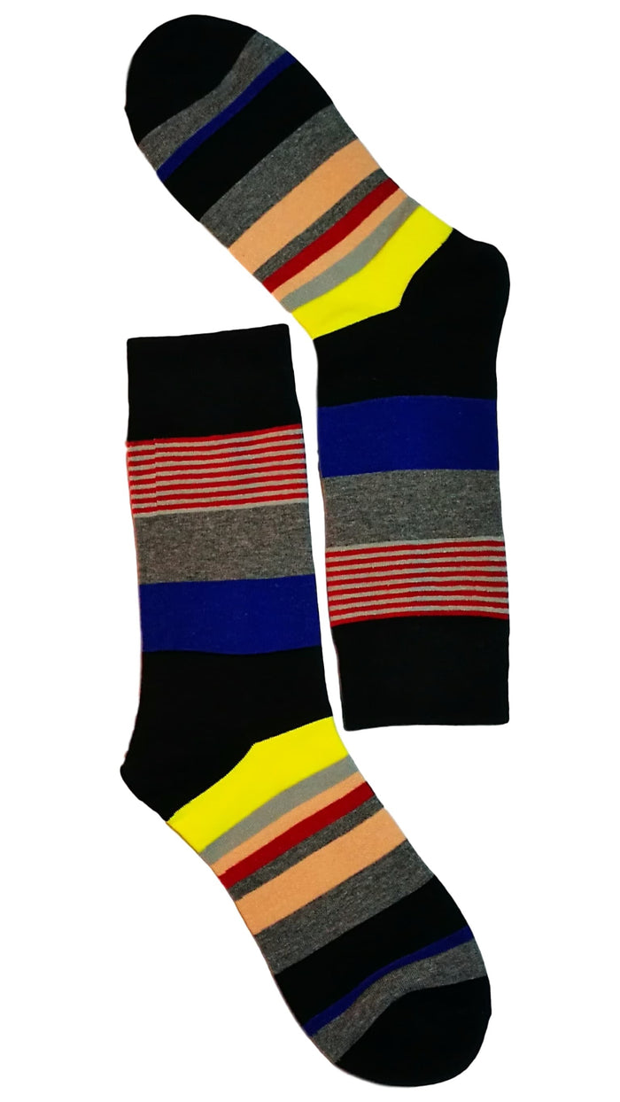 Colour Stripe Sock