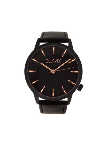 Black Rose - 44mm Watch by BLAAX