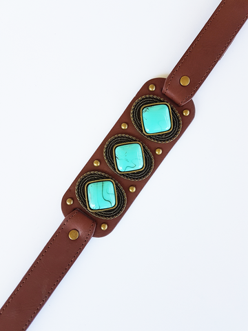 Gypsy Belt - Brown
