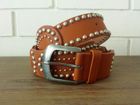 Gypsy Funk Belt - Tan