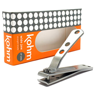 Kohm CP-240L - Wide Jaw, Straight Blade Clipper