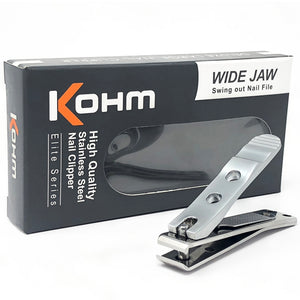 Kohm WHS-448L - Heavy Duty, Wide Jaw, Straight Blade Clipper